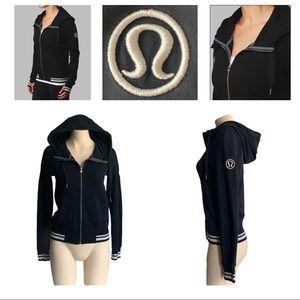 🦄 Lululemon Rare Flashback Jacket in Black
